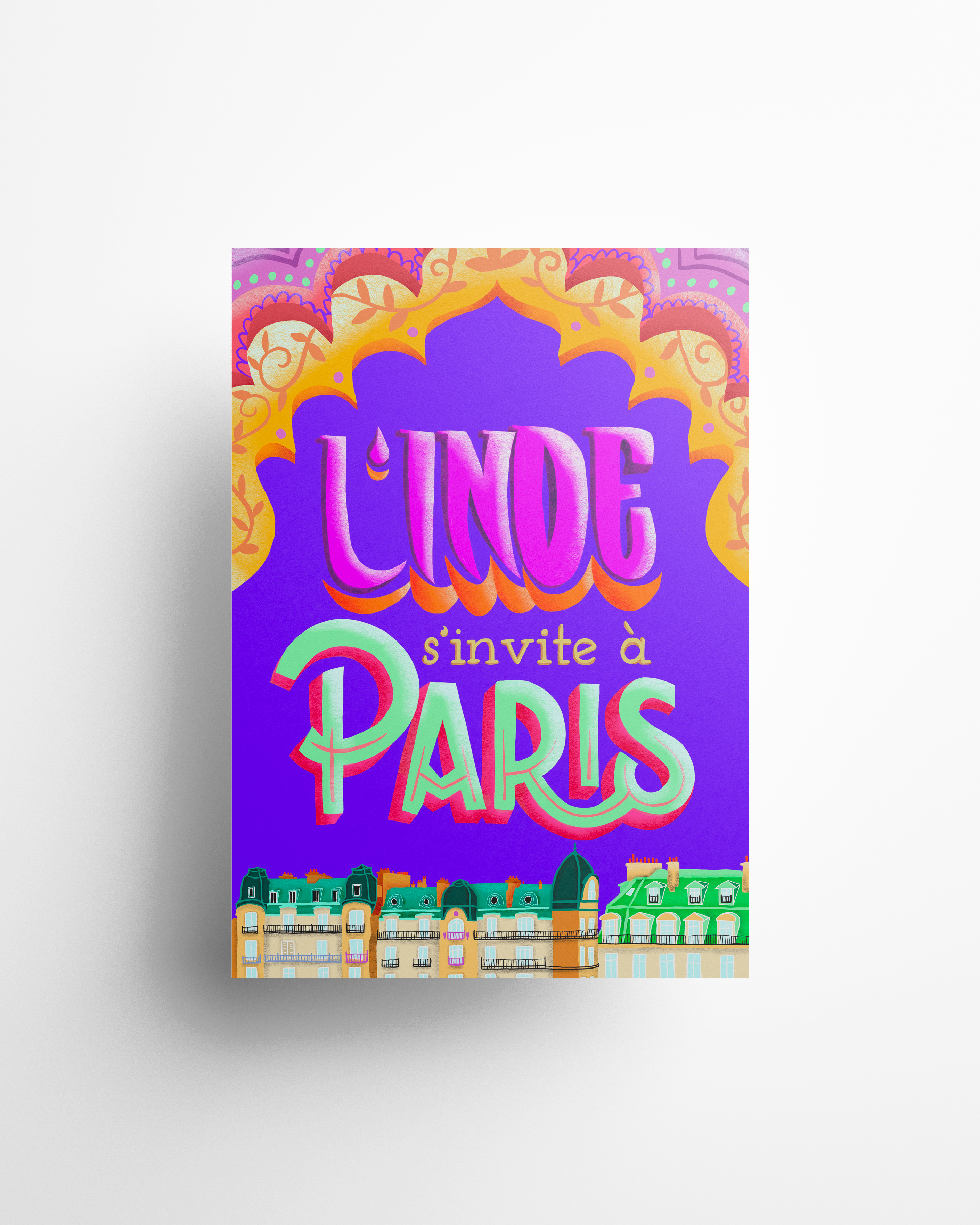 L'Inde s'invite à Paris